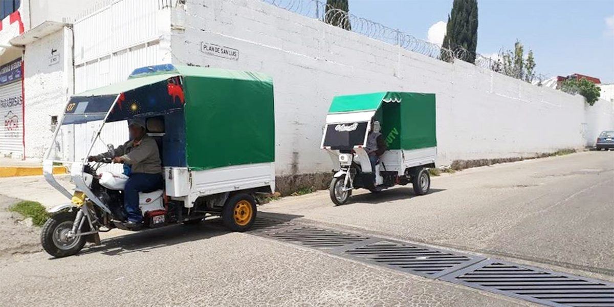 Propone diputada regular mototaxis en Hidalgo
