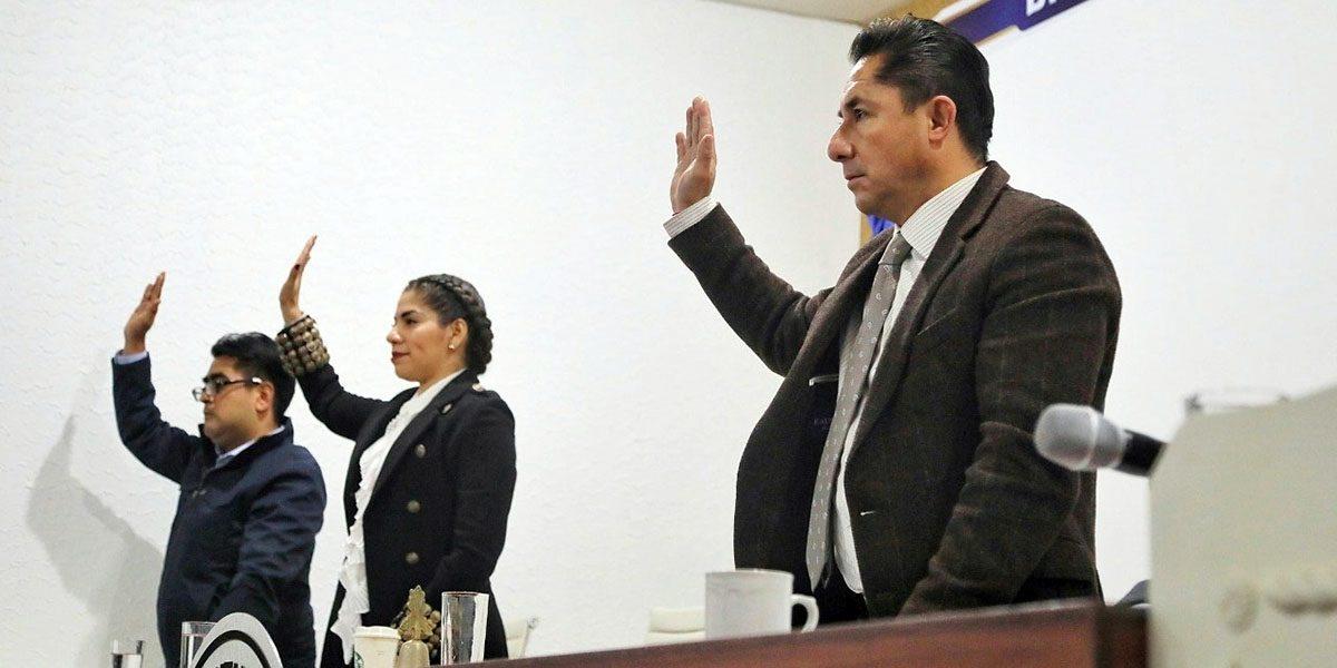 Justifica edil sanción del TEEH a alcaldía de Mineral de la Reforma